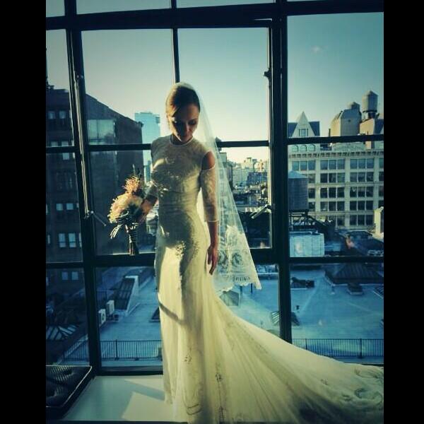 Christina Ricci  Découvrez,là, sublime, dans sa robe de