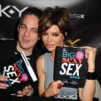 Lisa Rinna présente son livre The Big Fun Sexy Sex Book, à New York le 3 mai 2012
