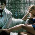 Johnny Depp et Eva Green dans  Dark Shadows , en salles le 9 mai.