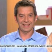 Michel Cymes et Marina Carrère d'Encausse : Encore un fou-rire en direct !
