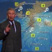 Le prince Charles en Monsieur Météo fait la pluie et le beau temps en Ecosse