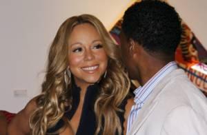 Mariah Carey plus rayonnante et amoureuse que jamais pour son mari