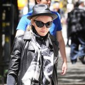 Madonna et sa tribu : Lourdes assure le glamour, Mercy le spectacle...