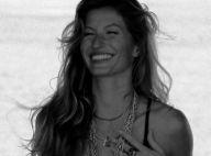Gisele Bündchen, couverte de bijoux puis dénudée, enchaîne les campagnes