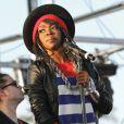 Lauryn Hill en avril 2011