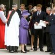Action de grâces pour Lady Diana en 2007. A l'occasion du jubilé de diamant (60 ans de règne) de leur grand-mère la reine Elizabeth II, les princes William et Harry ont fait en 2012 quelques confidences très personnelles, pour des documents télévisés notamment.