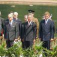 Cérémonie à la mémoire de Lady Diana, en juillet 2004.   A l'occasion du jubilé de diamant (60 ans de règne) de leur grand-mère la reine Elizabeth II, les princes William et Harry ont fait en 2012 quelques confidences très personnelles, pour des documents télévisés notamment.