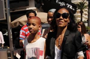 Jada Pinkett Smith et Willow : La belle vie à Cannes pendant que Will bosse dur