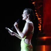 Milla Jovovich et Antonio Banderas, un couple glamour au Life Ball