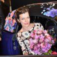 Milla Jovovich au Life Ball 2012 à Vienne, en Autriche, le samedi 19 mai 2012.
