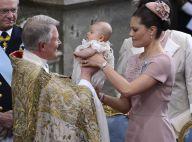 Princesse Estelle : Somptueux baptême avec ses parrains et marraines royaux