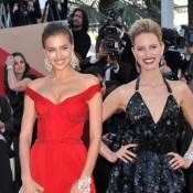 Cannes 2012 : Irina Shayk et Karolina Kurkova pour un duel de femmes fatales