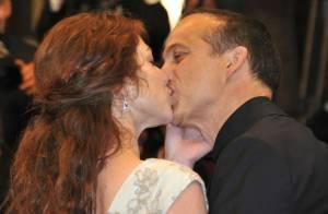 Cannes 2012 : Emilie Dequenne embrasse son homme devant le Prophète Tahar Rahim