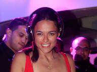 Michelle Rodriguez : Entre deux fêtes cannoises, elle sait se rendre utile
