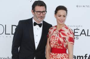 Cannes 2012 - amfAR : Bérénice Bejo et Michel Hazanavicius, charmants amoureux