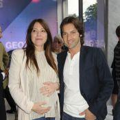 Keren Ann, enceinte, dévoile ses rondeurs auprès de Frédéric Diefenthal