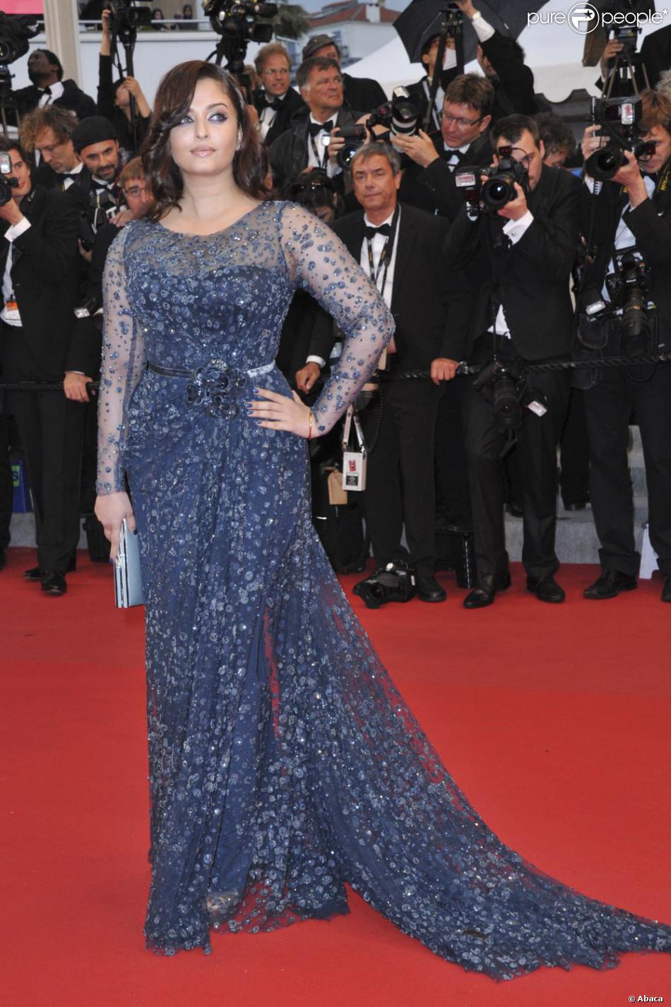 Aishwarya Rai, sublime égérie L'Oréal Paris monte les