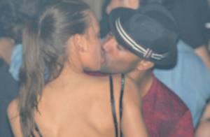 Shemar Moore : Entreprenant, le beau gosse d'Esprits Criminels embrasse en club