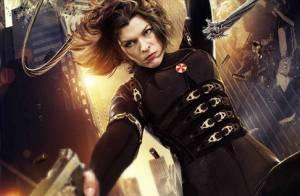 Resident Evil : Retribution - Milla Jovovich s'expose sous toutes les coutures