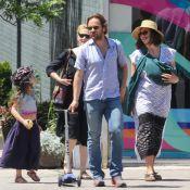 Maggie Gyllenhaal : Epanouie aux côtés de ses adorables fillettes et son mari