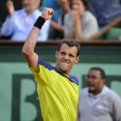 Roland-Garros : L'immense exploit du miraculé Paul-Henri Mathieu