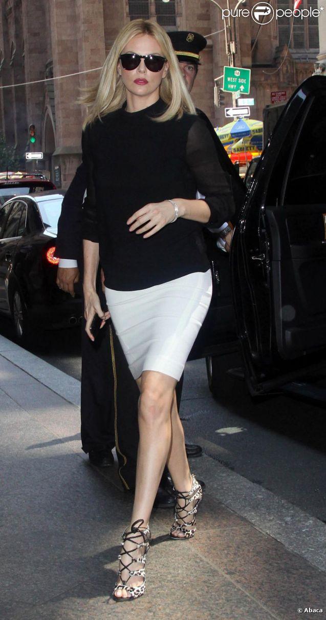 Look de la semaine : Charlize Theron et Kristen Stewart ...