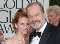 Kelsey Grammer se remarie avec sa femme, enceinte de jumeaux !