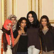 Yamina Benguigui, ministre : Elle reçoit des blogueuses liées au Printemps Arabe
