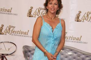 PHOTOS : Corinne Touzet sans sa robe au festival de Monte-Carlo !