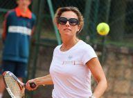 Roland-Garros : Anne-Sophie Lapix et Benjamin Castaldi stars de la terre battue