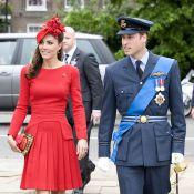 Prince William : Promu capitaine de la RAF, il prend le commandement