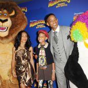 Jada Pinkett, Will Smith, Willow : Belle soirée avec le casting de Madagascar 3