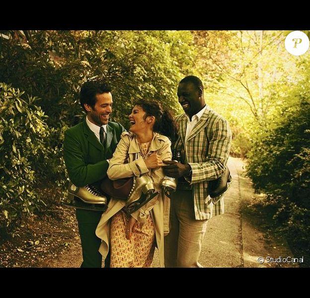 Romain Duris, Audrey Tautou et Omar Sy dans L'Écume des jours de Michel Gondry.