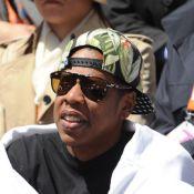 Roland-Garros 2012 : Jay-Z looké auprès d'Anne-Sophie Lapix totalement amoureuse