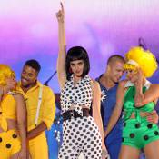 Katy Perry pin-up pop art, Cheryl Cole et Jessie J survoltées : fiesta à Wembley
