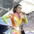 Cheryl Cole se produit dans le cadre du Capital FM Summerball 2012, au Wembley Stadium, à Londres, le samedi 9 juin 2012.
