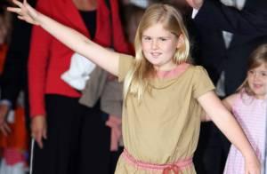 Princesse Maxima : Concert en famille, la princesse Amalia fait le show