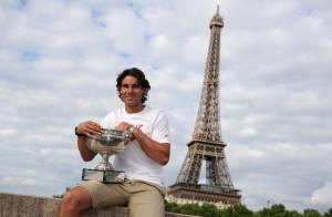 Rafael Nadal : Photos souvenirs et soirée arrosée avec sa belle Xisca