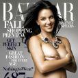 Britney Spears en couverture de  Harper Bazar  (2006).