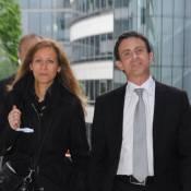 Manuel Valls : Son épouse Anne Gravoin sur scène avec Johnny Hallyday