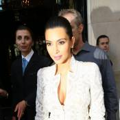 Kim Kardashian : A Paris pour soutenir son Kanye West, une belle preuve d'amour