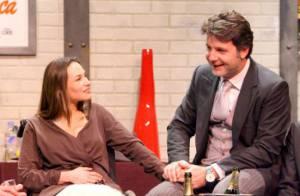 Vanessa Demouy et Philippe Lellouche nous rejouent Le Jeu de la vérité