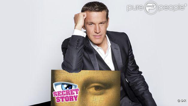 Benjamin Castaldi dans Secret Story 6