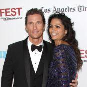 Magic Mike: Matthew McConaughey et sa jolie femme pour le strip-tease de l'année