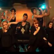 Anges 4 - Bruno, sensuel et provocant, pour son clip Be Mine