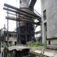 La comtesse Catherina Ruffing-Bernadotte présentait le 20 juin 2012 son ''paradis'', un microcosme sur le site de l'usine sidérurgique désaffectée de Völklingen (Sarre, Allemagne), site classé au Patrimoine culturel mondial de l'Unesco, qu'elle a aménagé et ouvert au public en 2009.