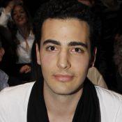 Jean-Victor Meyers : Fan de Louis Vuitton avec Marc Jacobs et Amanda Lear