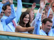 Pippa Middleton : Royale à Wimbledon avec son frère James, très chic