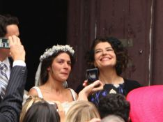 PHOTOS EXCLUSIVES : Fanny Ardant a marié sa fille !