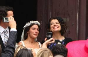 PHOTOS EXCLUSIVES : Fanny Ardant a marié sa fille !